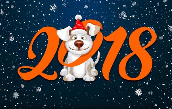 Картинки для срисовки Год собаки - самые прикольные и красивые 2