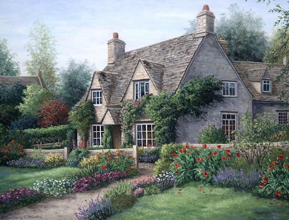 Картинки для срисовки пейзаж - самые красивые и удивительные 3