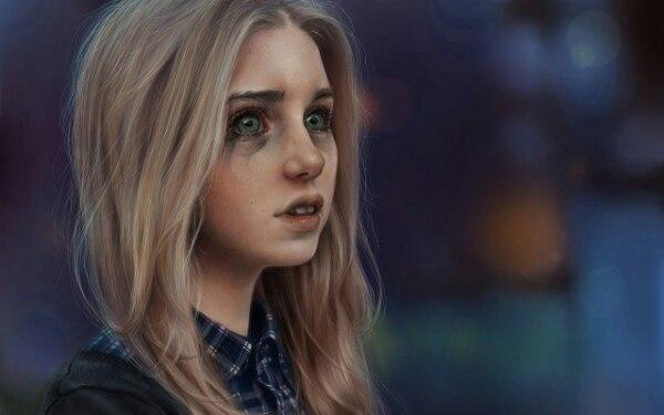 Картинки на аву грустные слезы - самые красивые и удивительные 10