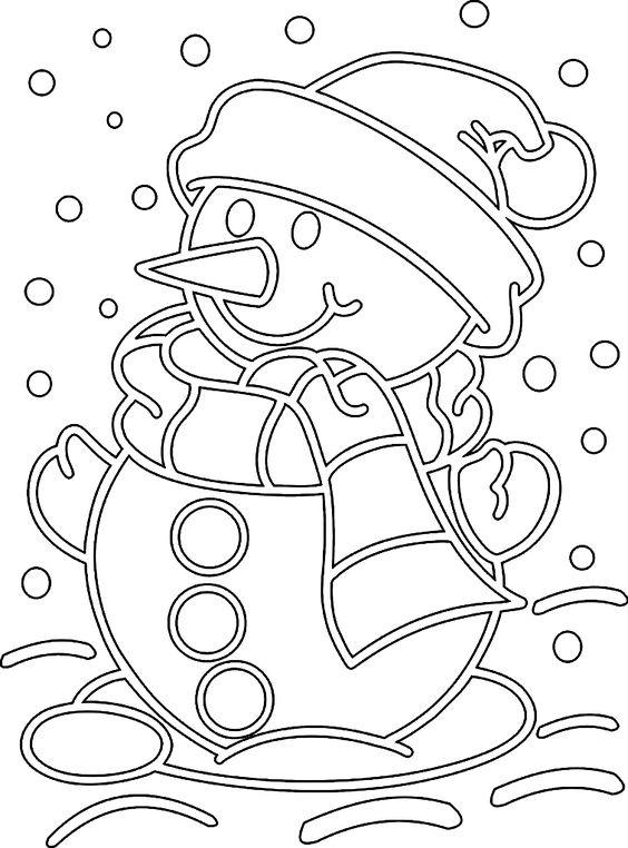 Картинки на окне из бумаги в Новый год - очень красивые и прикольные 8