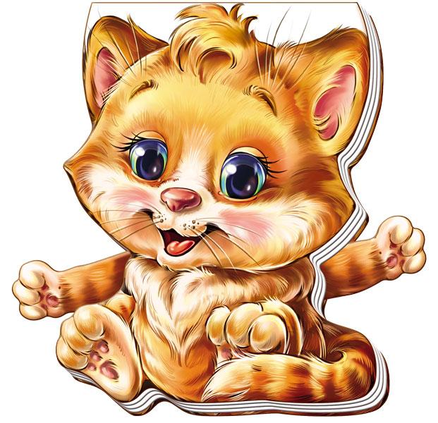 Кот и кошка картинки для детей - самые прикольные и интересные 1