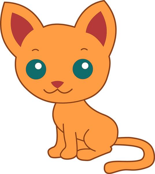 Кот и кошка картинки для детей - самые прикольные и интересные 14