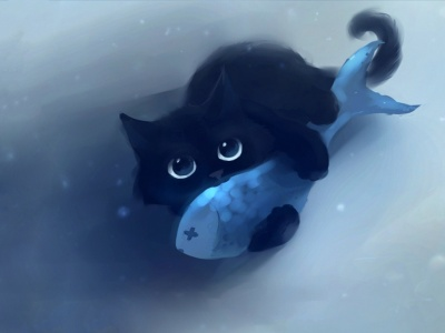 Кот и кошка картинки для детей - самые прикольные и интересные 2