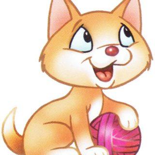 Кот и кошка картинки для детей - самые прикольные и интересные 7