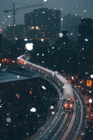 Красивые зимние картинки на телефон - самые интересные, скачать 2018 11