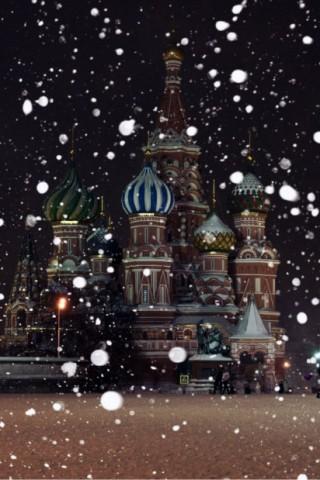 Красивые зимние картинки на телефон - самые интересные, скачать 2018 14