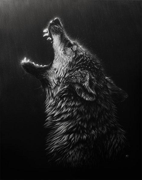 Красивые и прикольные картинки волка на аватарку - скачать бесплатно 12