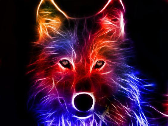 Красивые и прикольные картинки волка на аватарку - скачать бесплатно 2