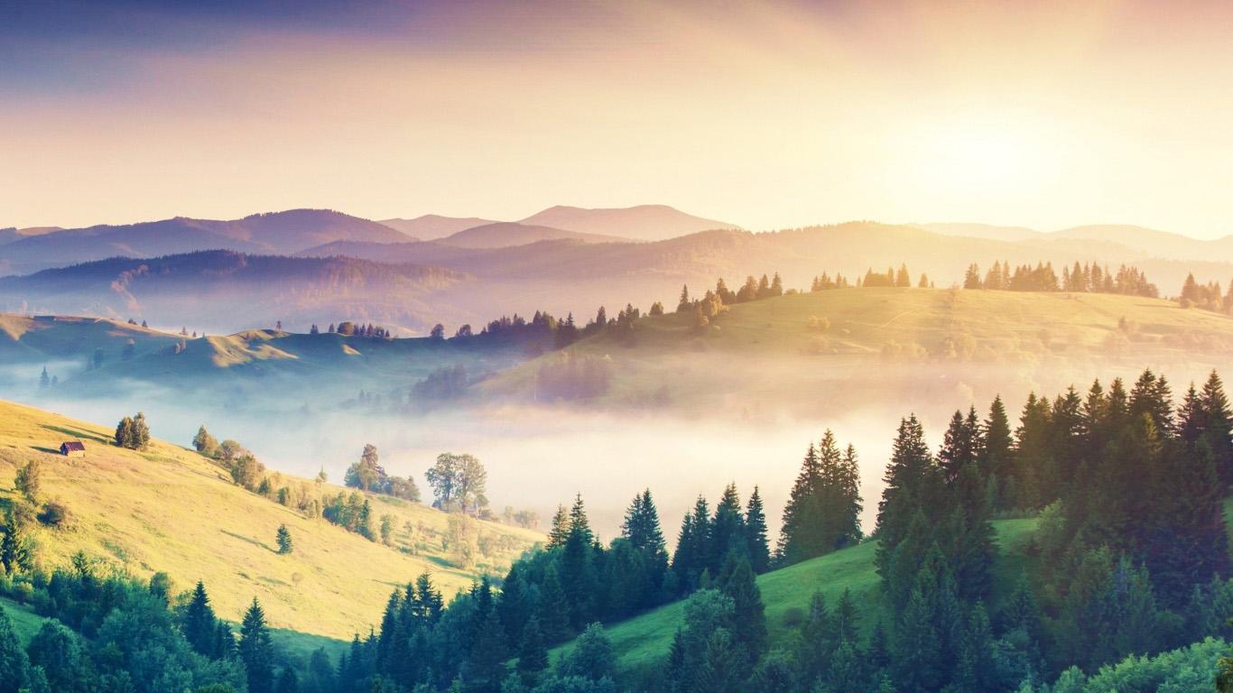 Красивые и прикольные картинки природы на заставку - подборка №2 1