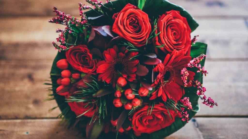 Цветы на рабочий стол 7