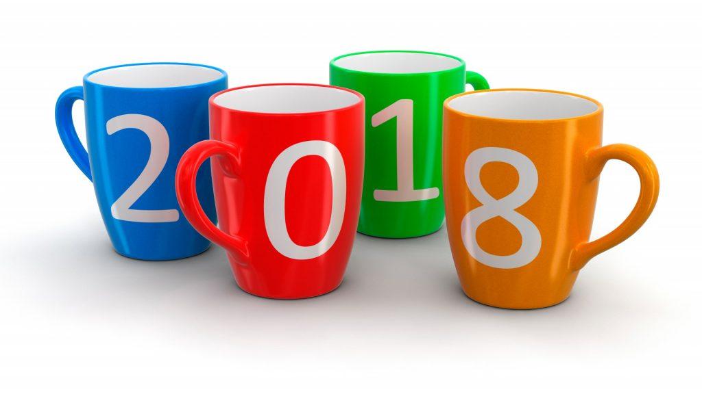 Красивые обои для рабочего стола Новый год 2018 - скачать бесплатно 12