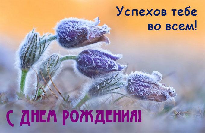 Красивые открытки поздравления с Днем Рождения - для мужчин и парней 4
