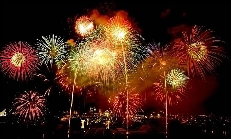 Новогодние традиции и вечеринки по всему миру - интересное 2