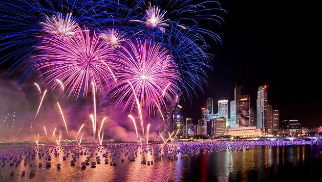 Новогодние традиции и вечеринки по всему миру - интересное 4