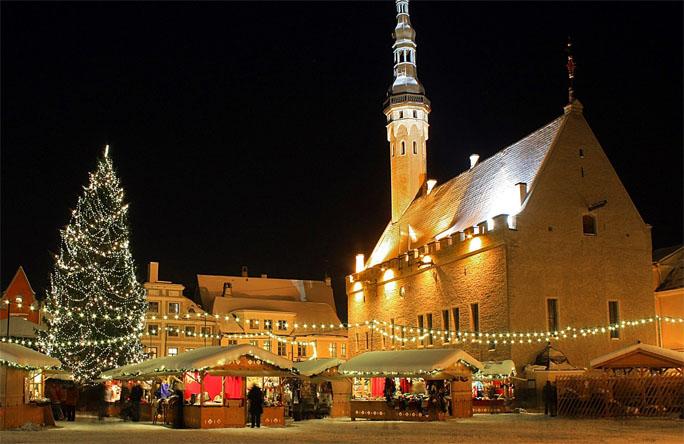 Новогодние традиции и вечеринки по всему миру - интересное 7