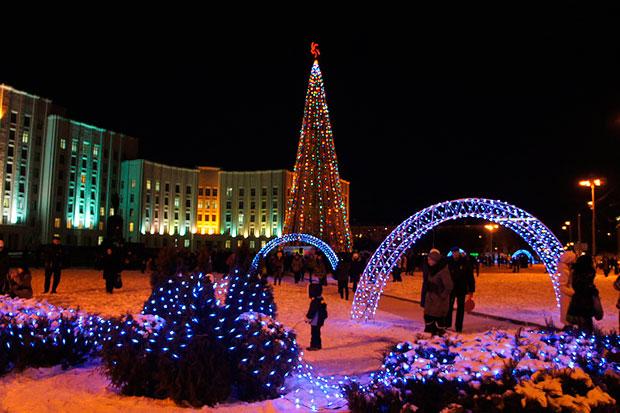 Новогодние традиции и вечеринки по всему миру - интересное 8