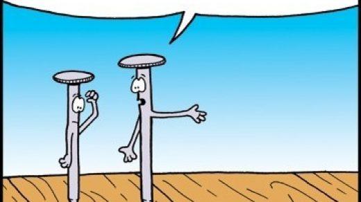 Очень смешные и прикольные комиксы за эту неделю - самые новые 4