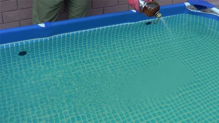 Пергидроль для бассейнов - преимущества и недостатки, зачем он нужен 1