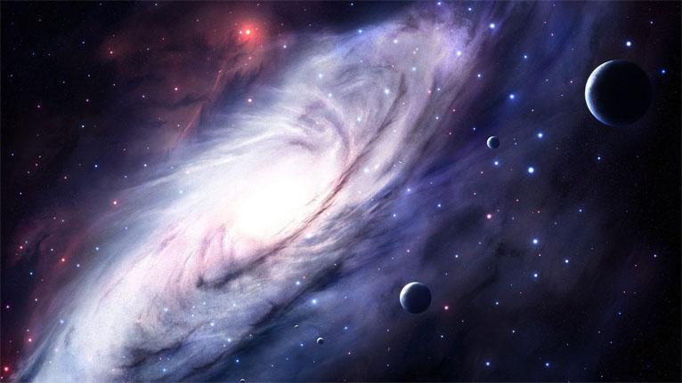 Прикольные и красивые картинки, изображения космоса - подборка 1