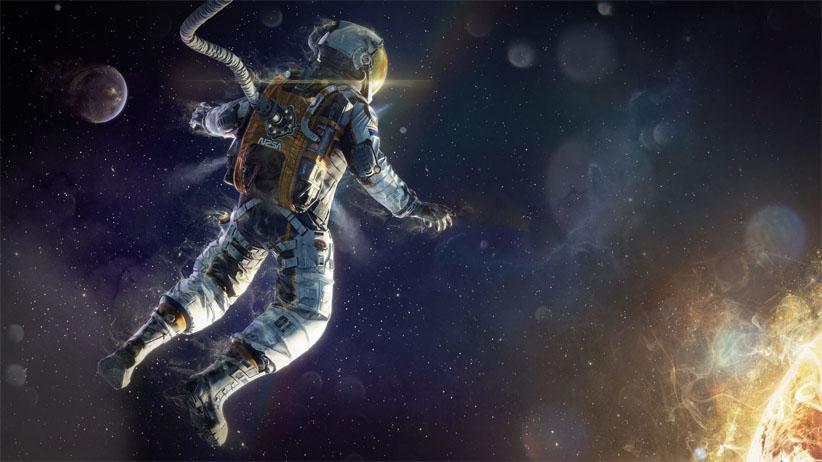 Прикольные и красивые картинки, изображения космоса - подборка 2