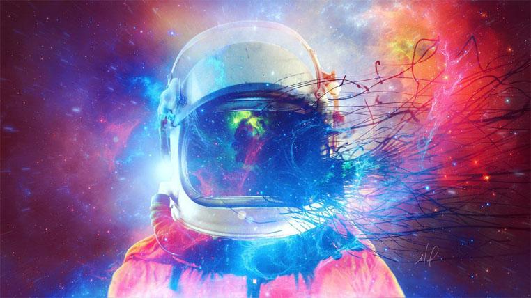 Прикольные и красивые картинки, изображения космоса - подборка 3