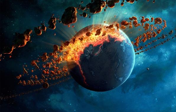 Прикольные и красивые картинки, изображения космоса - подборка 4