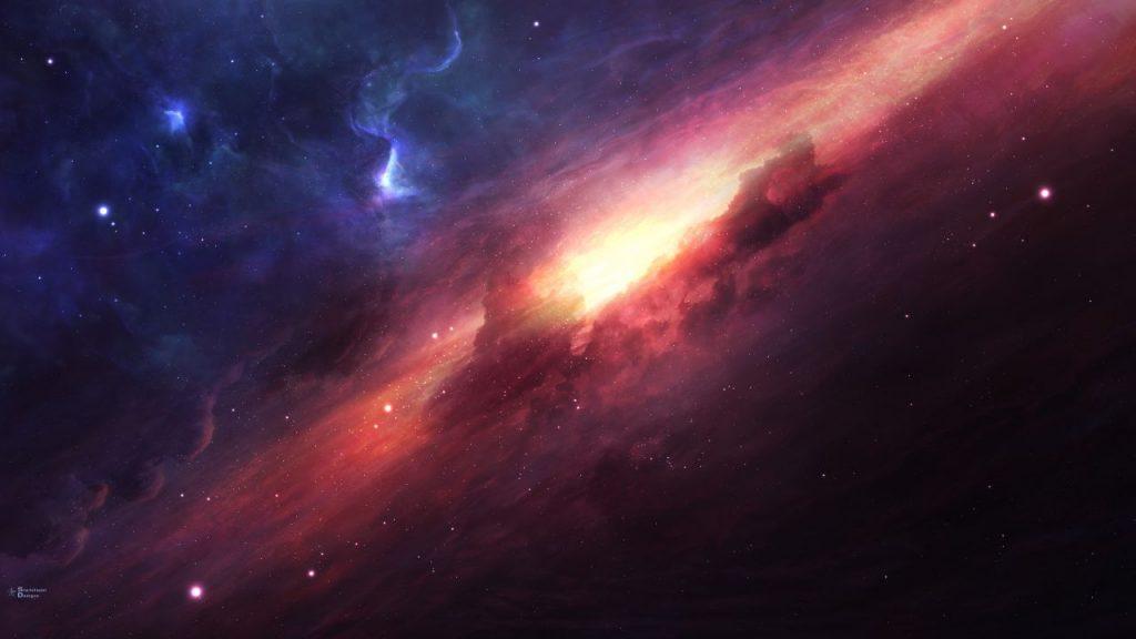 Прикольные и красивые картинки, изображения космоса - подборка 9