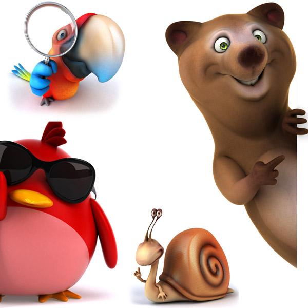 Прикольные и смешные изображения животных - самые веселые №10 14