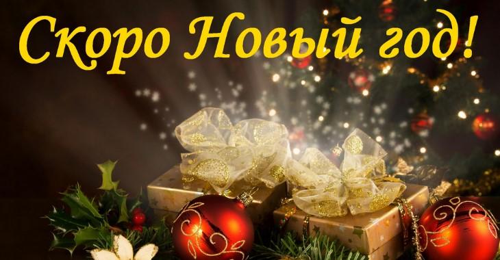 Скоро Новый год - картинки и открытки, самые прикольные и красивые 5