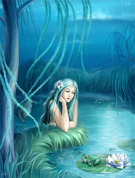 Существуют ли настоящие живые русалки Русалки - миф или реальность 2