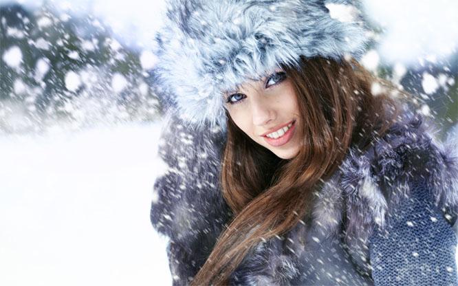 Уход за волосами в зимнее время - 4 главных правила для девушек 1