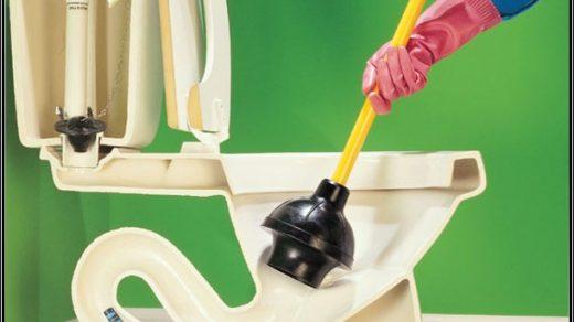 Что делать, если засорился унитаз - как прочистить, лучшие способы 3