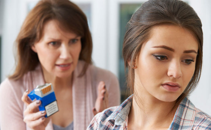 Вредные привычки подростков - разновидности и что делать 1