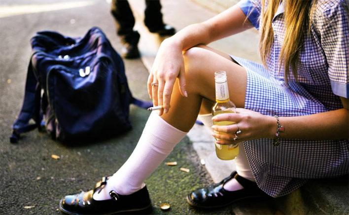 Вредные привычки подростков - разновидности и что делать 2