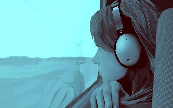 Грусть и одиночество картинки на аватарку - красивые и прикольные 7