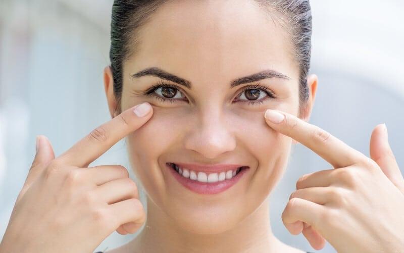 Как убрать морщины под глазами в домашних условиях - простые способы 2
