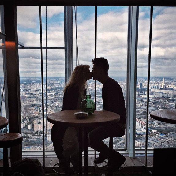 Картинки на аву девушка с парнем - самые прикольные и красивые 14