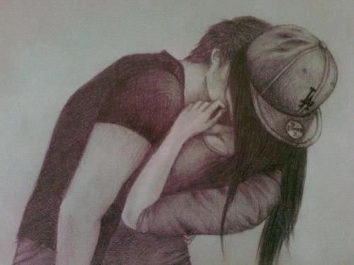 Картинки на аву девушка с парнем - самые прикольные и красивые 8
