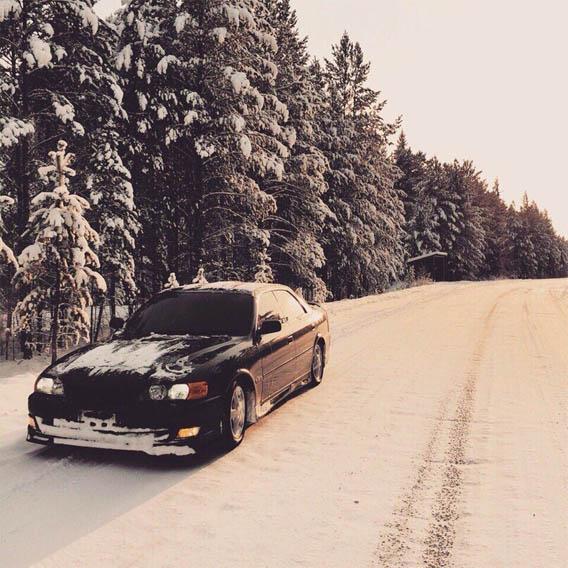 Картинки на аву зима для девушек и парней - скачать фотографии 5