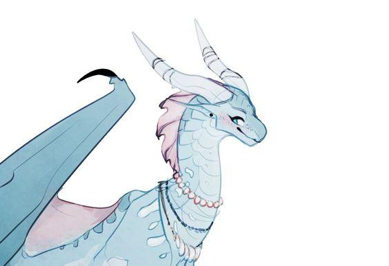 Красивые и прикольные картинки драконов для срисовки - скачать 2018 8
