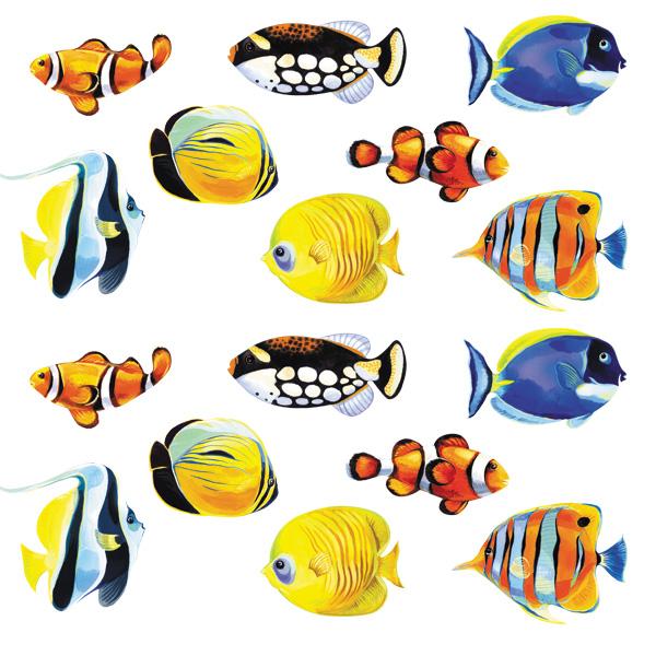 Красивые и прикольные картинки рыб для детей - лучшая подборка 10