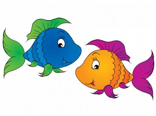 Красивые и прикольные картинки рыб для детей - лучшая подборка 15