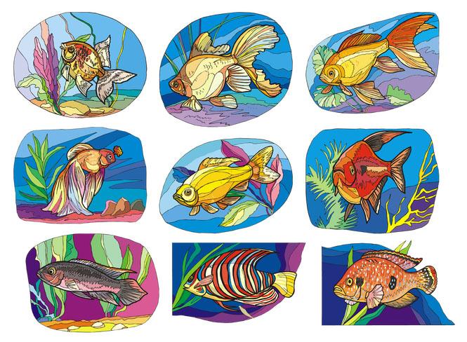 Красивые и прикольные картинки рыб для детей - лучшая подборка 3