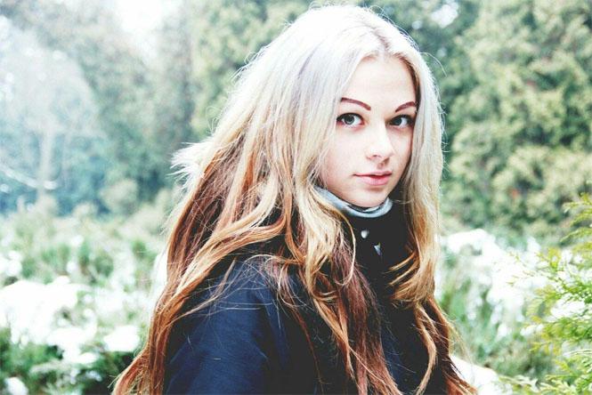 Красивые и прикольные картинки, фотографии девушек - скачать №11 10