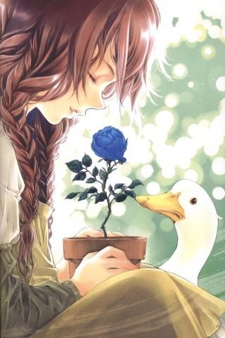 Красивые и прикольные картинки, фото аниме на телефон - лучшая подборка 13
