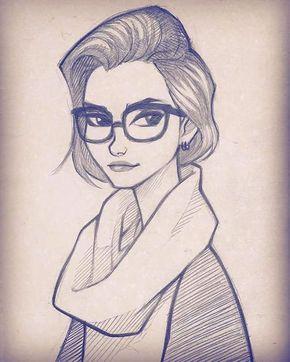 Красивые и прикольные рисунки для срисовки - интересная подборка 6