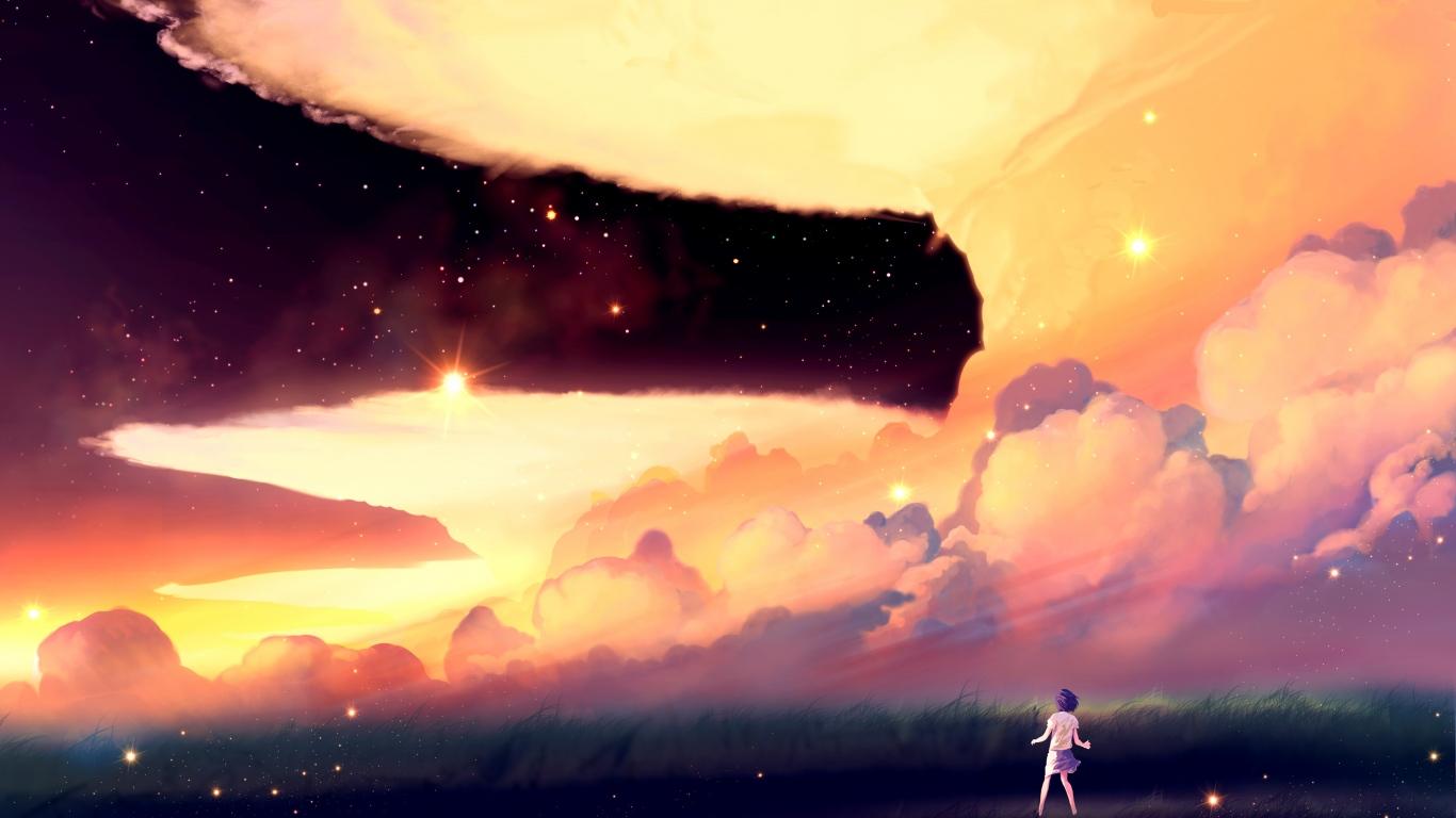 Красивые картинки Аниме на рабочий стол - скачать подборка №2 9