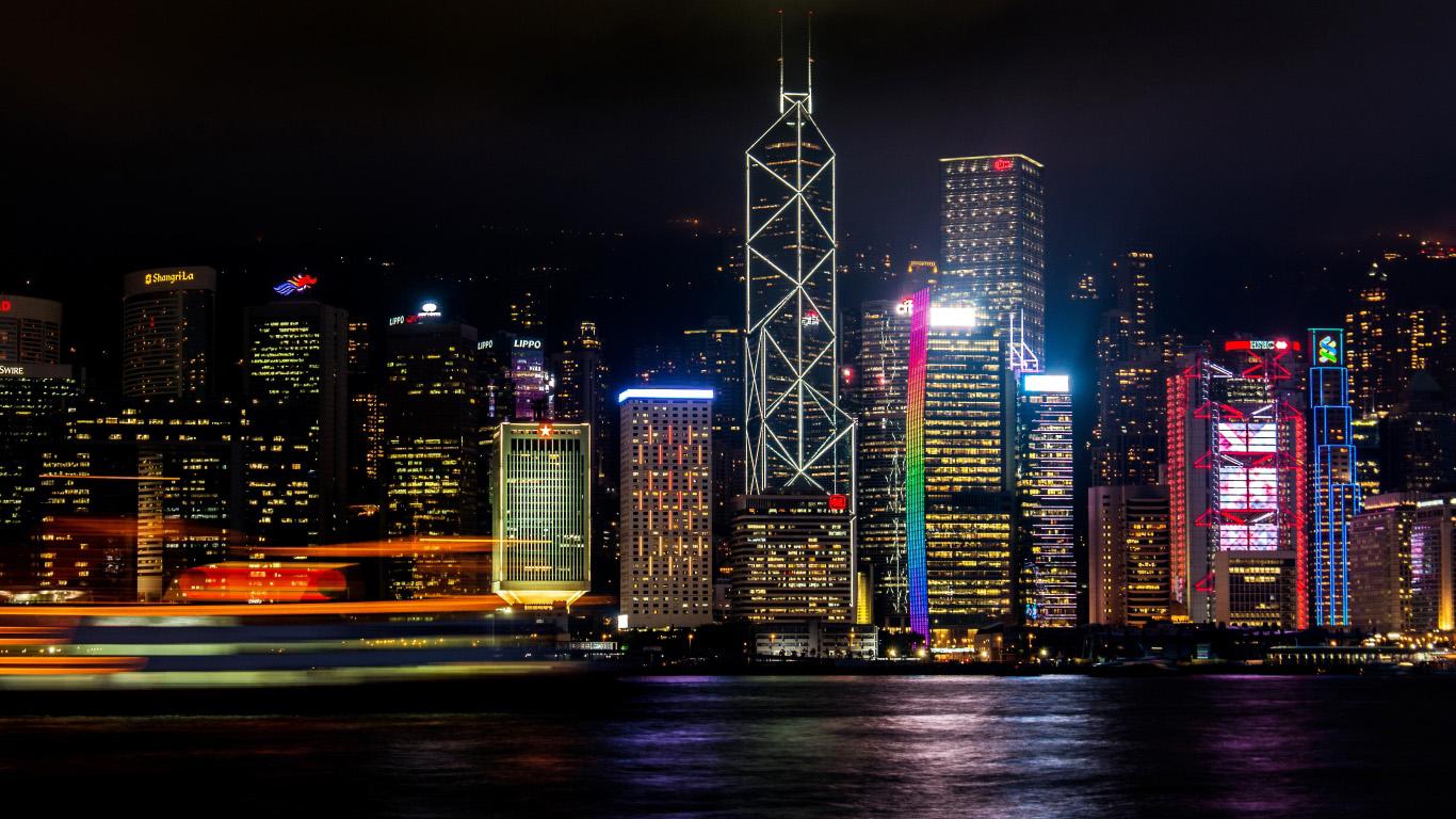 Красивые картинки городов и небоскребов на рабочий стол - подборка №2 5
