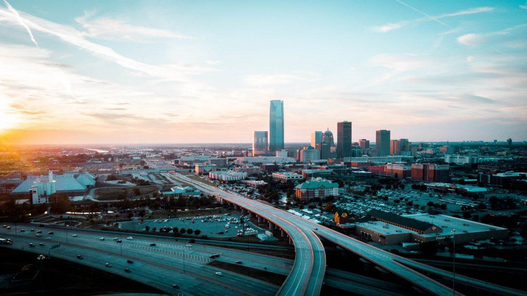 Красивые картинки городов и небоскребов на рабочий стол - подборка №2 6