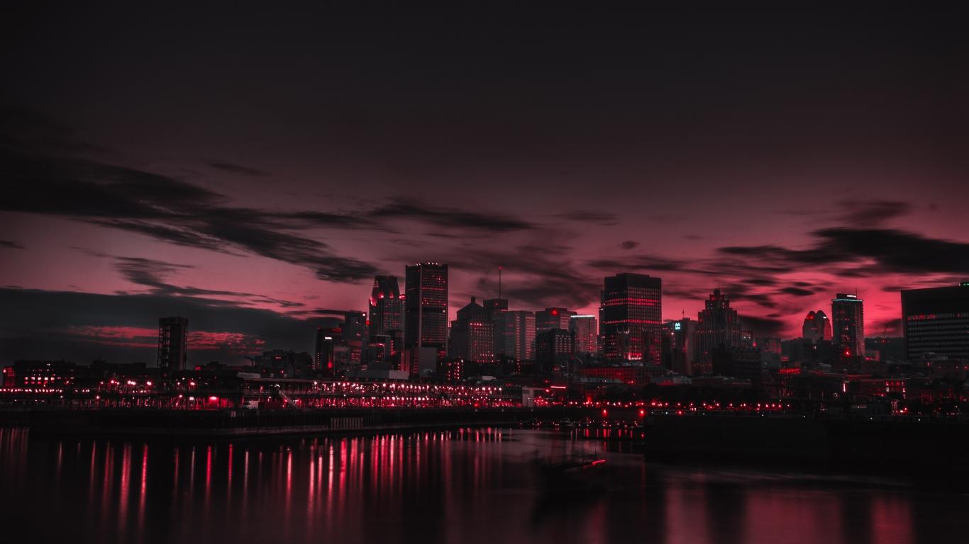Красивые картинки городов и небоскребов на рабочий стол - подборка №2 9